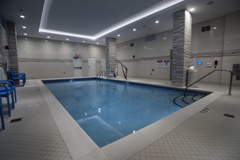 Salt-Water Pool